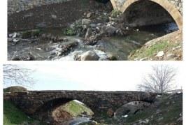 پل تاریخ «کُرپی سلیمانی» ثبت آثار ملی شد